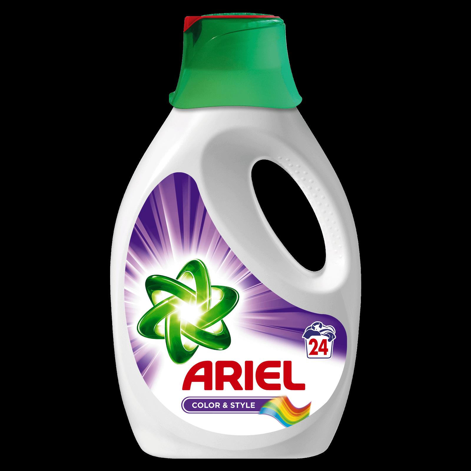 ariel colour liquid � onyx corporation