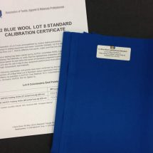 Blue Wool Lightfastness Standard